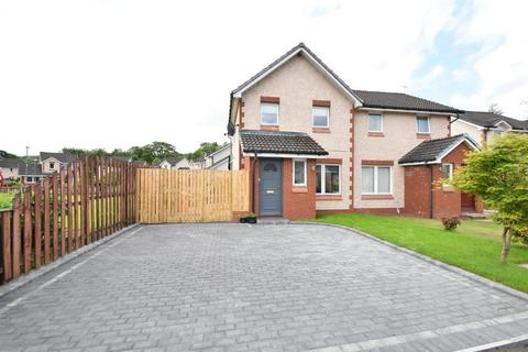 2 bedroom semi-detached house for sale - Calico Way, Lennoxtown, Glasgow, G66 7GB