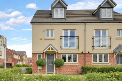 4 bedroom semi-detached house for sale - Homington Avenue, Coate, Swindon, Wiltshire, SN3