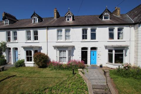 4 bedroom terraced house for sale - Camden Road, Brecon, LD3