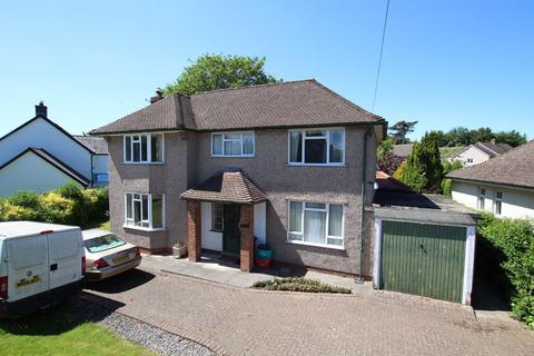 3 bedroom detached house for sale - Belle Vue Road, Brecon, LD3