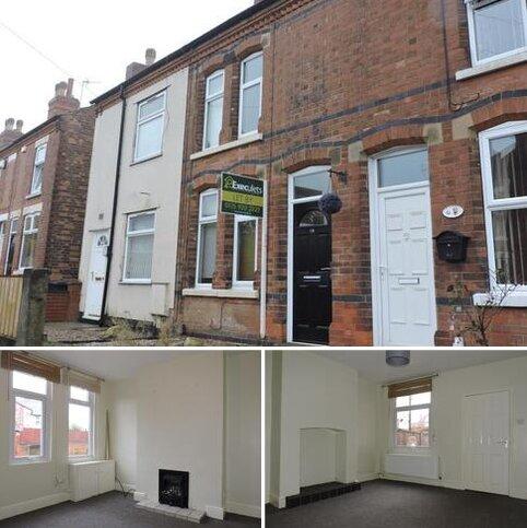 2 bedroom terraced house to rent - Gedling Grove, Arnold, Nottingham, NG5 7ES