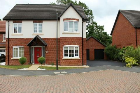 5 bedroom detached house for sale - Johno Wood Close, Alfreton