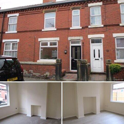 2 bedroom terraced house to rent - Hampden Road, Wrexham