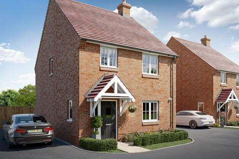 3 bedroom semi-detached house for sale - Plot 395, The Fincham at Boorley Park, Boorley Green, Winchester Road, Botley, Southampton SO32