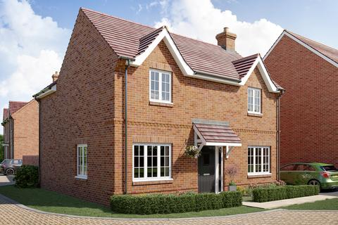 3 bedroom detached house for sale - Plot 408, The Elmwood at Boorley Park, Boorley Green, Winchester Road, Botley, Southampton SO32