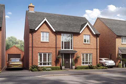 4 bedroom detached house for sale - Plot 393, The Fulford V2 at Boorley Park, Boorley Green, Winchester Road, Botley, Southampton SO32