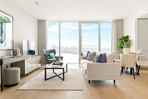 2 bedroom apartment to rent - Newfoundland Place, Canary Wharf, E14