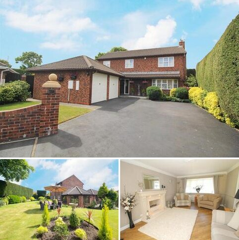 4 bedroom detached house for sale - Preston Wood, North Shields