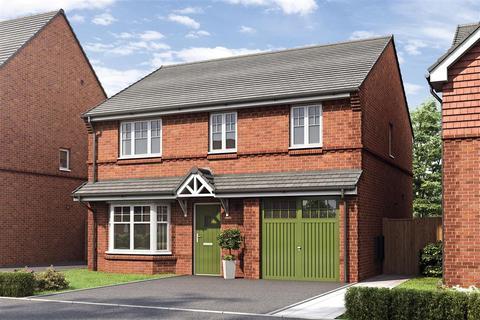 4 bedroom detached house for sale - The Downham - Plot 5 at Rothwells Farm, Lowton Road, Golborne WA3