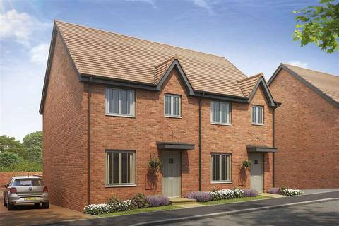 3 bedroom semi-detached house for sale - The Gosford- Plot 313 at Heather Gardens, Back Lane NR9