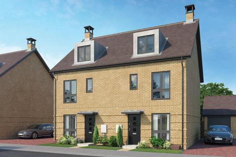 4 bedroom semi-detached house for sale - Plot 3037, The Carlisle at Brambleside, Thorn Road, Houghton Regis LU5