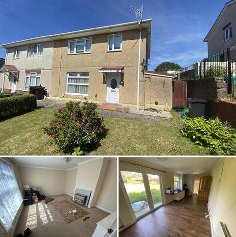 3 bedroom semi-detached house for sale - Crynallt Road, Neath