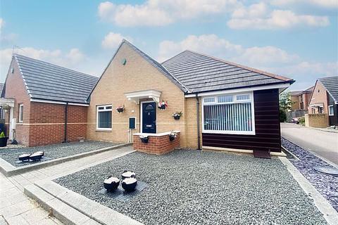 3 bedroom semi-detached bungalow for sale - Lysander Drive, Walker, Newcastle Upon Tyne, NE6