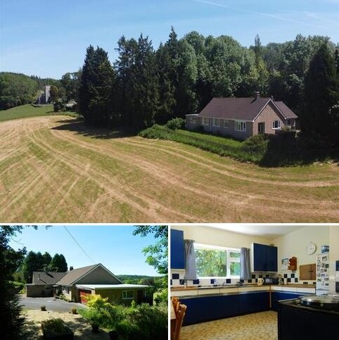 3 bedroom bungalow for sale - Eggesford