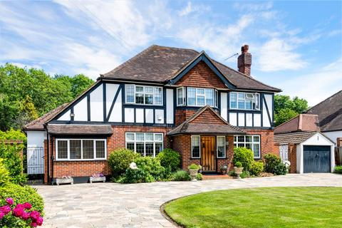4 bedroom detached house for sale - Onslow Avenue, Cheam,
