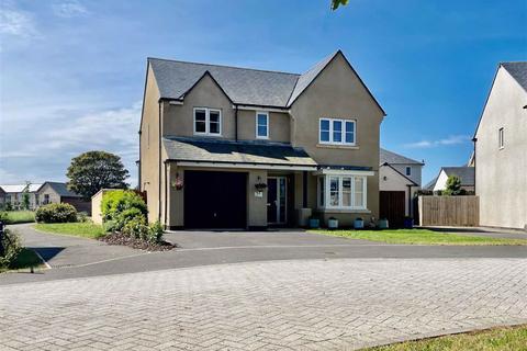 4 bedroom detached house for sale - Vigilance Avenue, Wall Park, Brixham, TQ5
