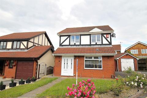 3 bedroom detached house for sale - Parc Y Delyn, Llangyfelach, Swansea