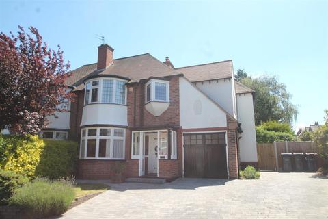 5 bedroom semi-detached house for sale - Wentworth Road, Harborne, Birmingham