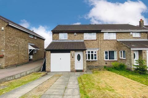 3 bedroom semi-detached house for sale - Bowes Avenue, Dalton-Le-Dale, Seaham