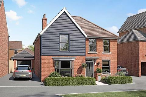 4 bedroom detached house for sale - Plot 40, Holden at New Lubbesthorpe, Tweed Street, Lubbesthorpe, LEICESTER LE19