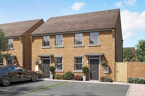 2 bedroom end of terrace house for sale - Plot 71, Wilford at New Lubbesthorpe, Tweed Street, Lubbesthorpe, LEICESTER LE19
