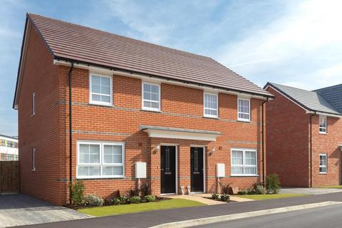 3 bedroom end of terrace house for sale - Plot 375, Maidstone at Willow Grove, Southern Cross, Wixams, Wilstead, BEDFORD MK42