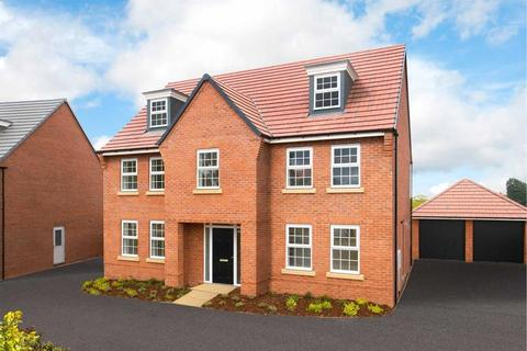 5 bedroom detached house for sale - Plot 28, Lichfield at Ramblers' Gate, Old Derby Road, Ashbourne, ASHBOURNE DE6