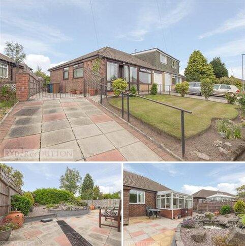 2 bedroom semi-detached bungalow for sale - Naunton Road, Alkrington, Middleton, Manchester, M24