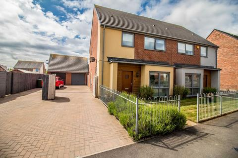 4 bedroom semi-detached house for sale - Whitworth Park Drive, Elba Park, Houghton Le Spring