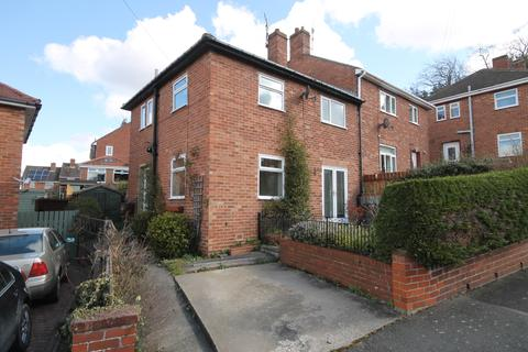 3 bedroom semi-detached house to rent - Fossway, Ebchester, Consett DH8