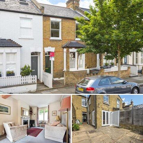 3 bedroom terraced house for sale - Bellew Street, Earlsfield