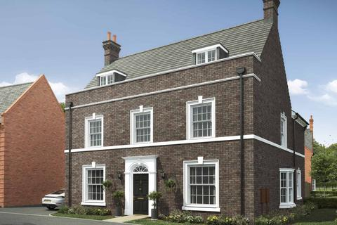 5 bedroom detached house for sale - Plot 466, The Poets House II at Davidsons at Wellington Place, Davidsons at Wellington Place, Leicester Road LE16