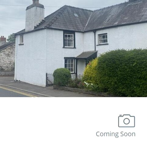 4 bedroom end of terrace house for sale - Brecon,  Powys,  LD3