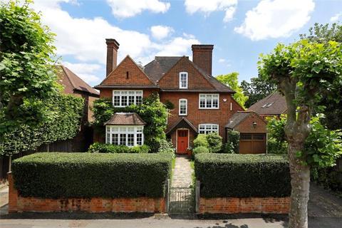 6 bedroom detached house for sale - Parkside Gardens, Wimbledon Village, SW19