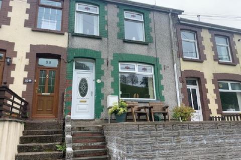 3 bedroom terraced house for sale - Norton Terrace, Glyncorrwg, Port Talbot, Neath Port Talbot. SA13 3AN