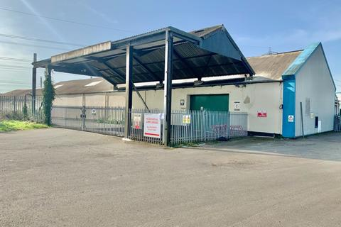 Industrial park for sale - Forge Row, Severnbridge Industrial Estate, Caldicot, NP26 5XG