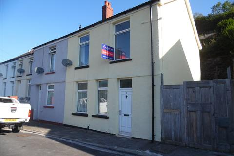 3 bedroom end of terrace house for sale - Albert Street, Blaenllechau, Ferndale, CF43