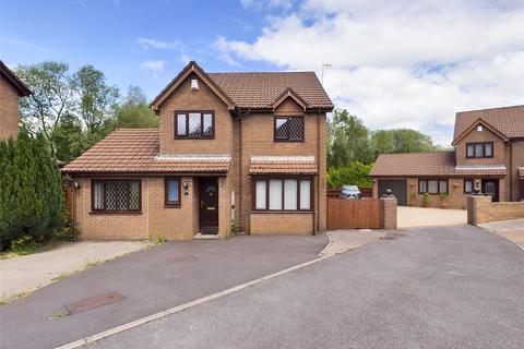4 bedroom detached house for sale - Redhill Close, Hirwaun, Aberdare, Rhondda Cynon Taff, CF44