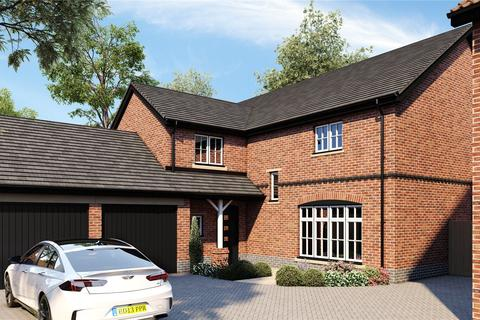 4 bedroom detached house for sale - Plot 7 Anwick Manor, 10 The Gardens, NG34