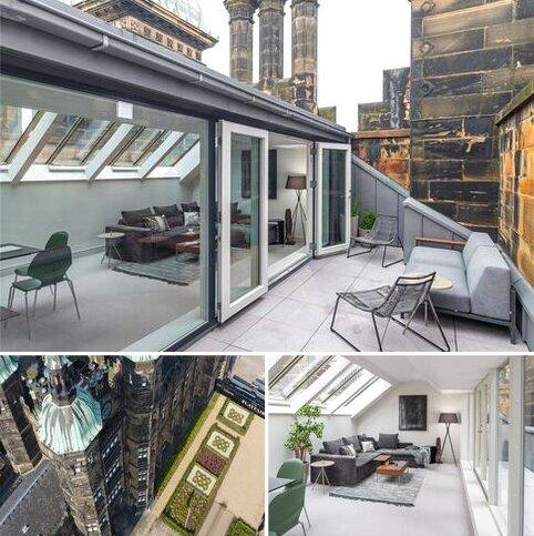 3 bedroom penthouse for sale - The Playfair Donaldson's, S06, Donaldson Drive, Edinburgh, EH12