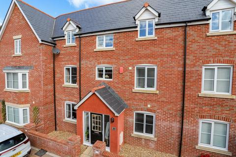 4 bedroom townhouse to rent - Southbrook Meadow, Cranbrook