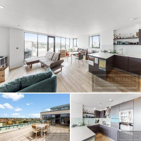 3 bedroom penthouse for sale - Prince Of Wales Road, Kentish Town, NW5 - SEE 3D VIRTUAL TOUR!