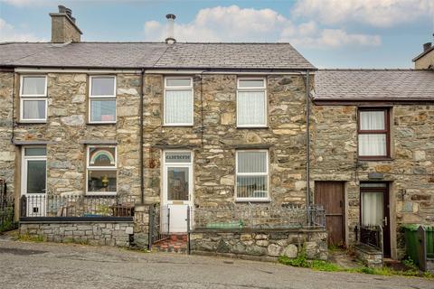 2 bedroom terraced house for sale - View Terrace, Deiniolen, Caernarfon, Gwynedd, LL55