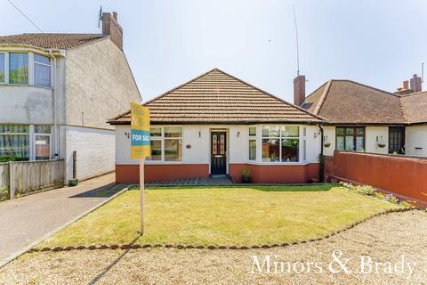 2 bedroom detached bungalow for sale - Oulton Road, Lowestoft