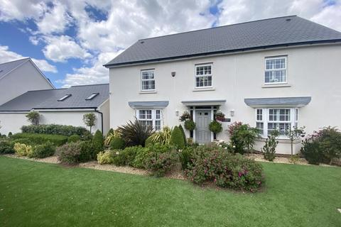 5 bedroom detached house for sale - Lavender House, 37 Timbers Green, The Vale of Glamorgan CF35 5AZ