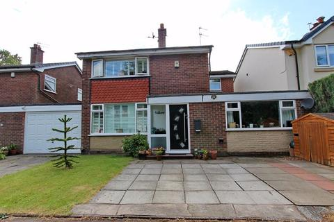 4 bedroom link detached house for sale - Deane Close, Whitefield, Manchester