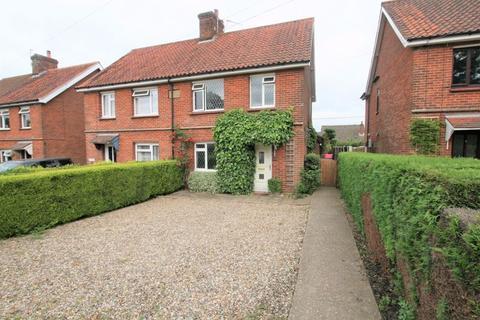 3 bedroom semi-detached house for sale - Holt Road, North Elmham