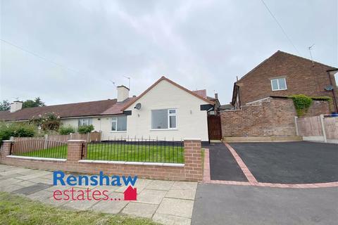 2 bedroom semi-detached bungalow for sale - Eliot Drive, Kirk Hallam, Derbyshire