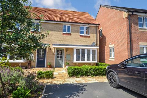 3 bedroom semi-detached house for sale - Farrer Way, Barleythorpe, Oakham