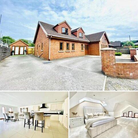 4 bedroom detached bungalow for sale - Westfield Road, Waunarlwydd, Swansea